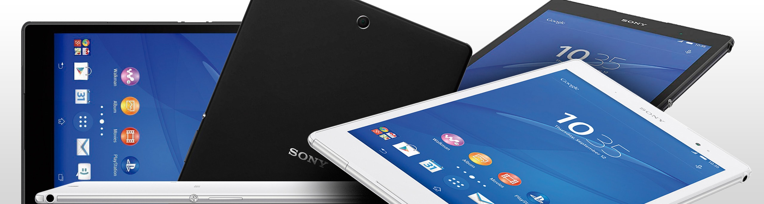 Z3 Tablet Compact