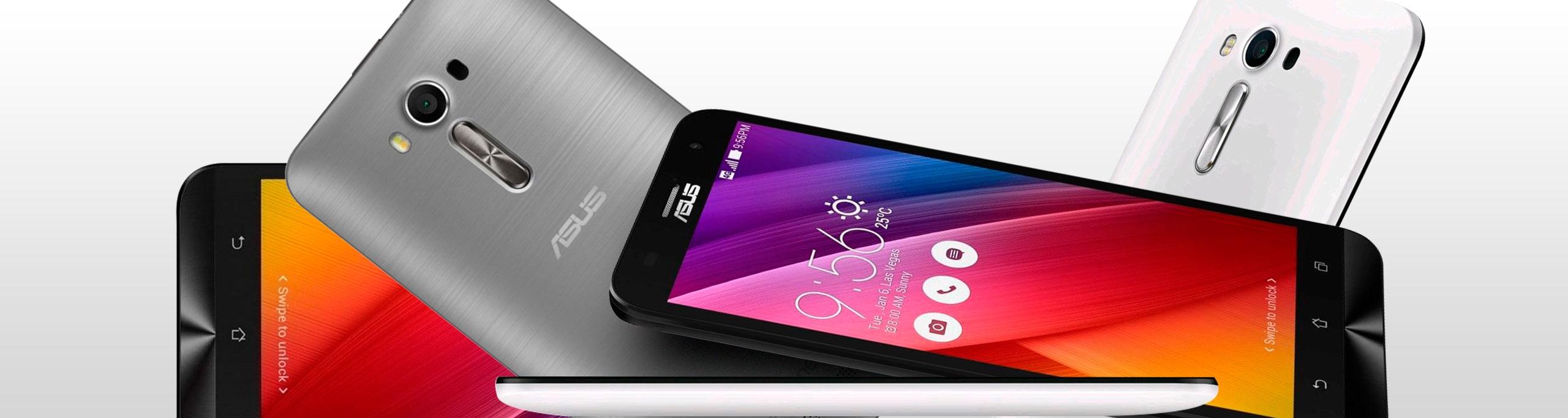 """ZenFone 2 Laser 5.5"""" (ZE550KL/ZE551KL) (Z00LD)"""