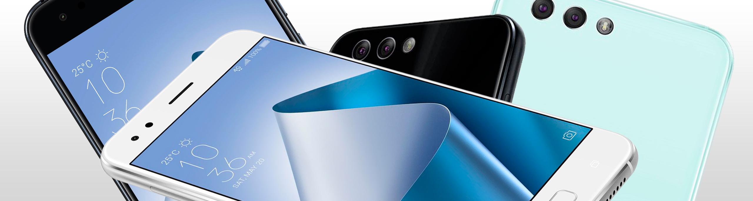 ZenFone 4 (ZE554KL) (Z01KD )