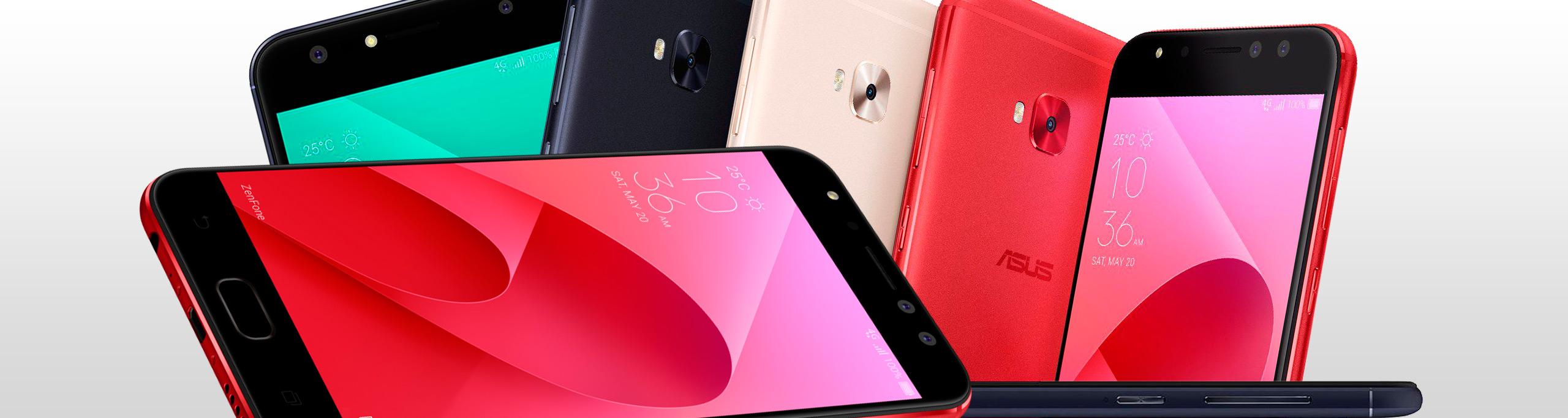 ZenFone 4 Selfie Pro (ZD552KL) (Z01MDA)