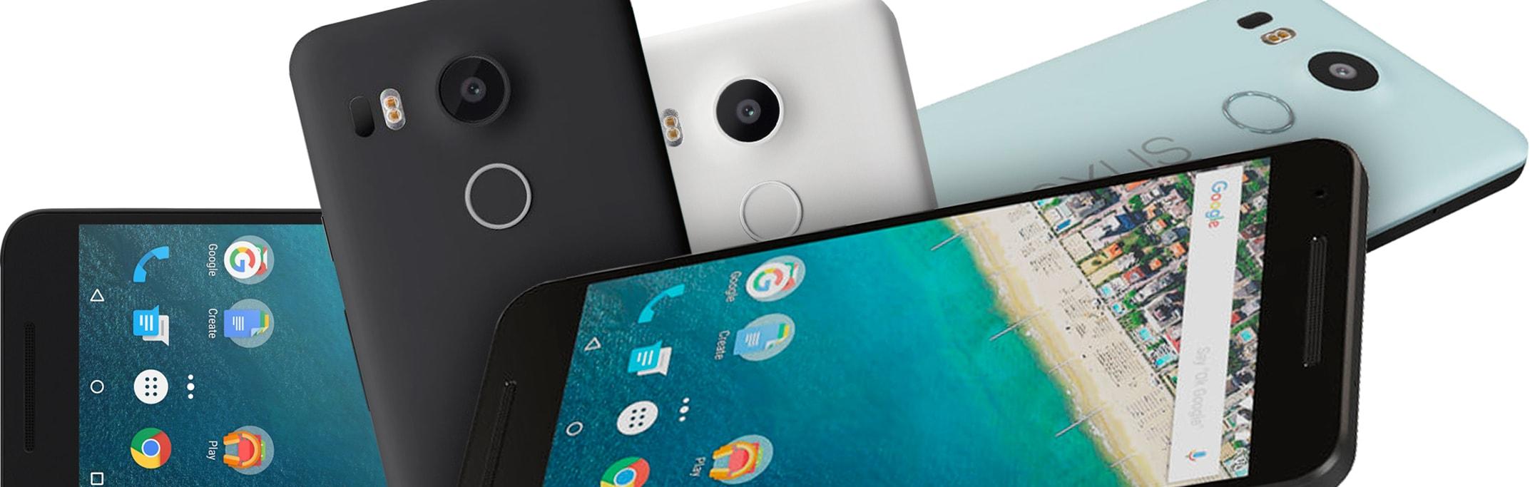 Google Nexus 5X (H791F)