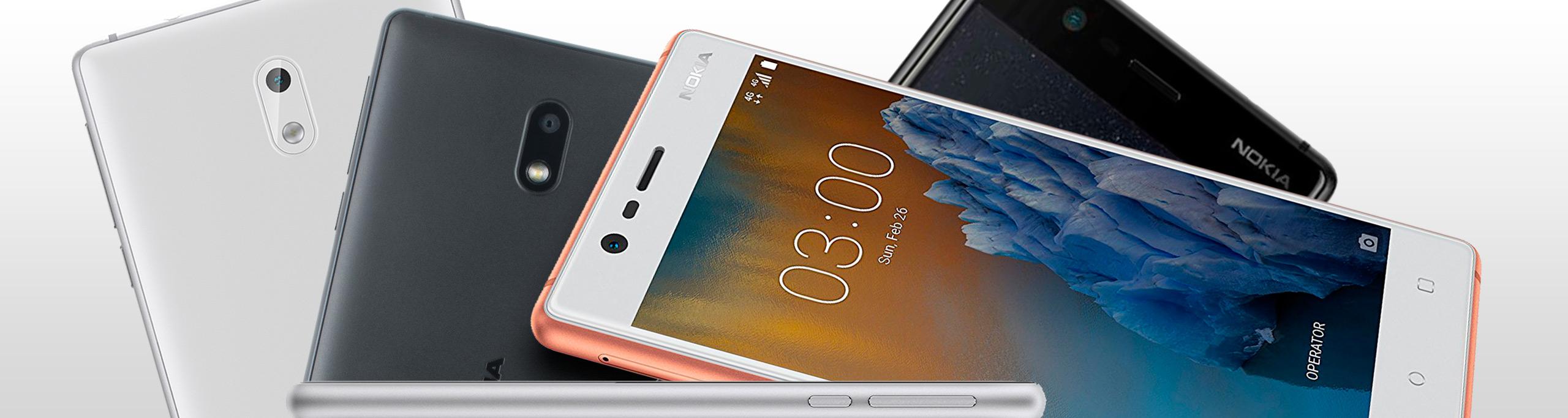 Nokia 3 (TA-1020)