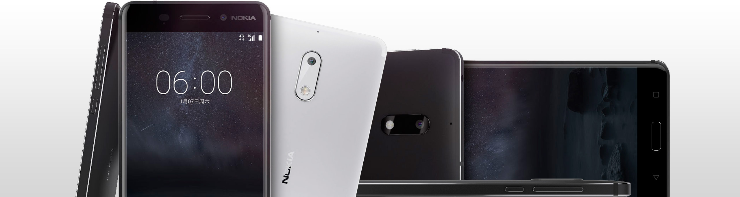 Nokia 6 (TA-1021)