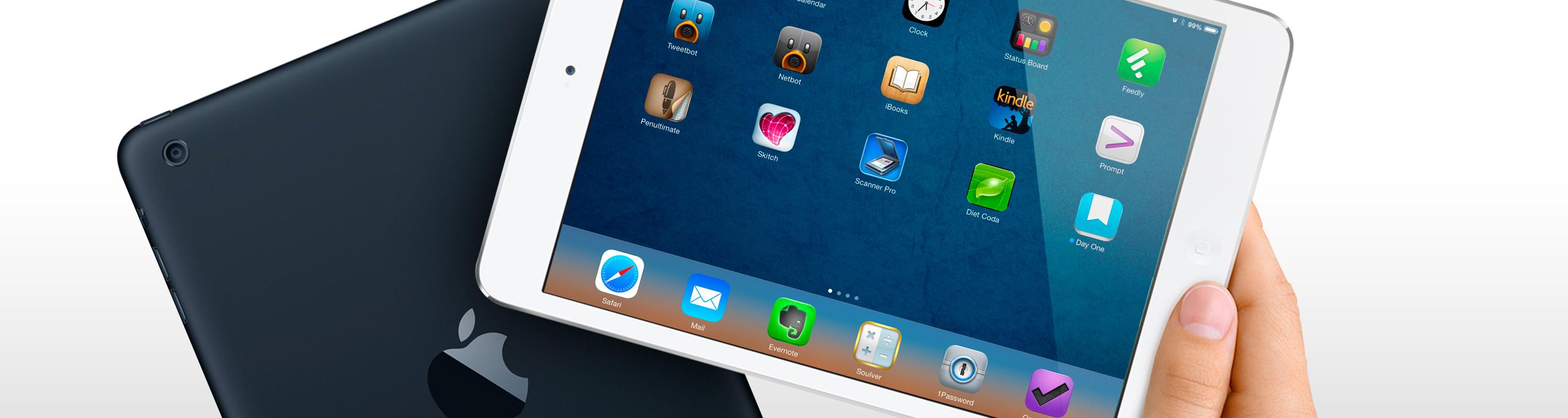 iPad Mini (A1432 / A1454 / A1455)