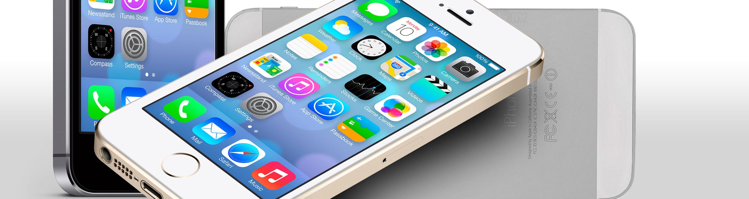 iPhone 5S (A1453 / A1457 / A1518 / A1528 / A1530 / A1533)
