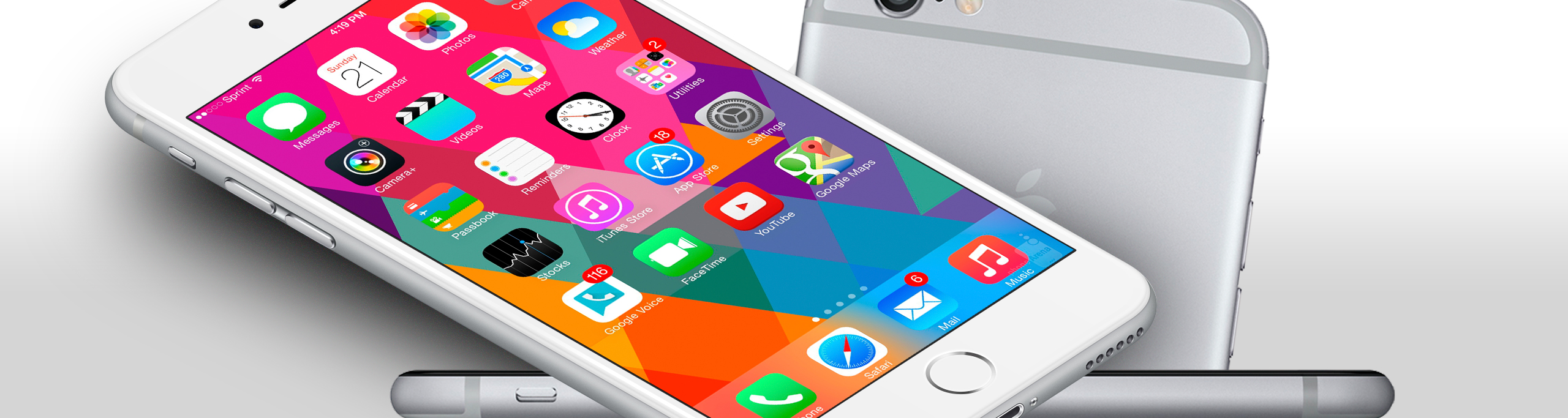iPhone 6 (A1549 / A1586 / A1589)