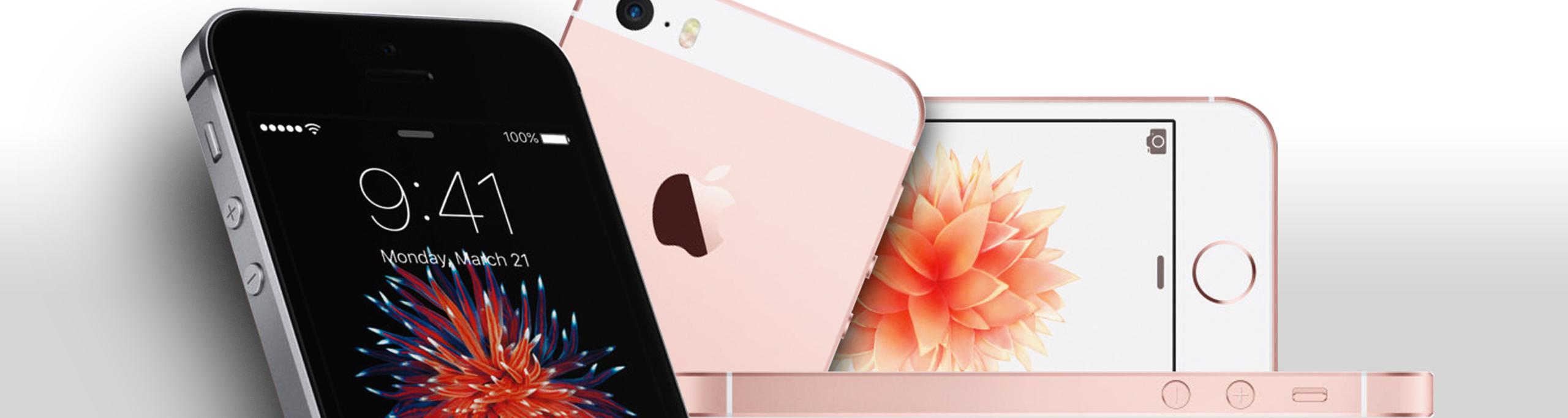 iPhone SE (A1723 / A1662 / A1724)