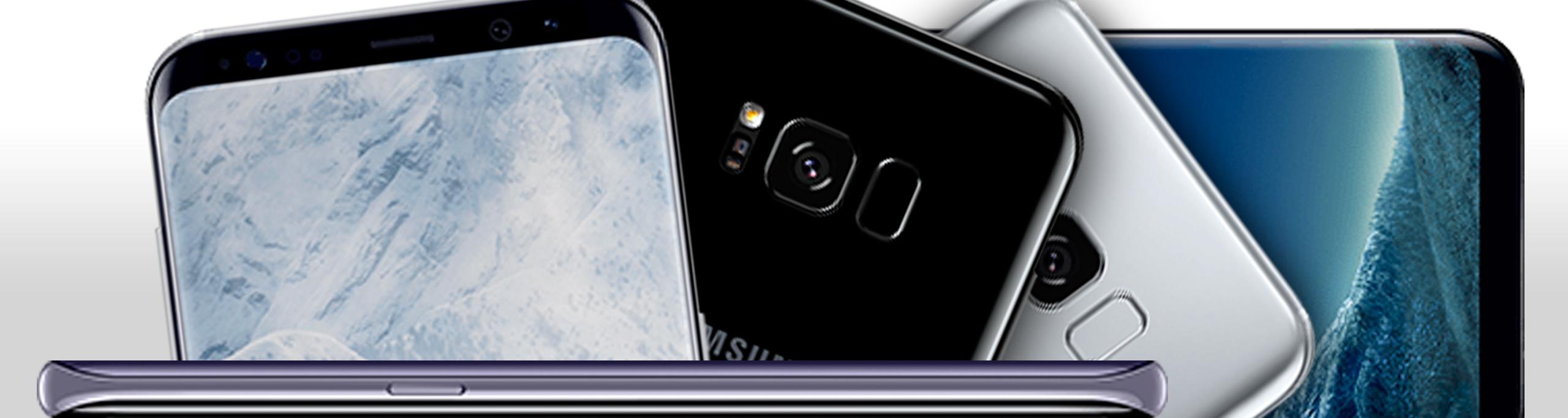 S8+ (G955F)