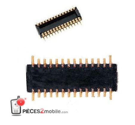 conector LCD, placa base Apple iPhone 3GS