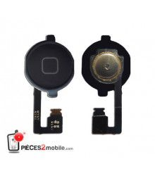 flexo HOME Apple iPhone 4 Negro por 5,00 €