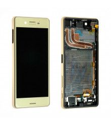 Écran complet Sony Xperia X Performance (F8131) Lime Gold