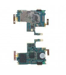 placa base  Samsung Galaxy S Advance (i9070) con, conector de batería, flash, flex powr, flex volúmen por 39,50 €