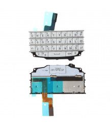 teclado QWERTY BlackBerry Q10  Blanco por 12,00 €