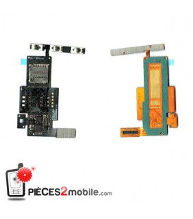 lector SD, SIM LG Optimus Black (P970)
