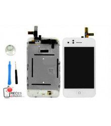 pantalla completa Apple  iPhone 3GS Blanco Generico Nuevo por 39,00 €