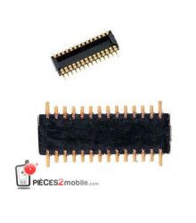conector pantalla, placa base Apple iPhone 3GS por 4,17 €