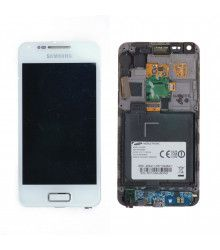 Écran complet d'occasion Samsung Galaxy S Advance (i9070) Blanc