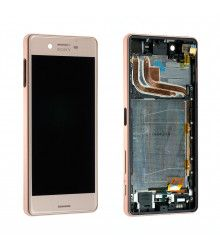 Écran complet Sony Xperia X Performance (F8131) Rose Gold