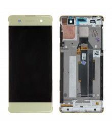 Écran complet Sony Xperia XA (F3111) Lime Gold