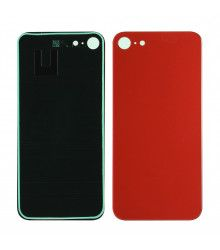 cristal trasero Apple iPhone 8 Rojo Original por 18,00 €