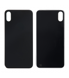cristal trasero Apple iPhone X Negro Original por 18,00 €
