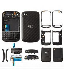 Chásis central  BlackBerry Q10 Negro Original por 40,83 €