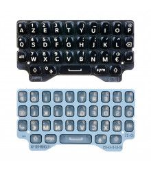 teclado AZERTY BlackBerry Q5  Negro por 3,50 €