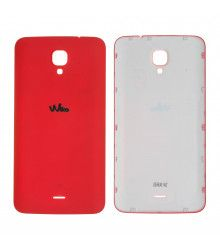 Coque arrière d'occasion Wiko Bloom Rouge