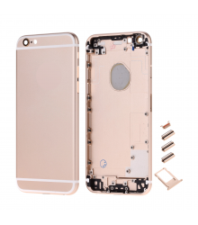Coque arrière iPhone 6S Or