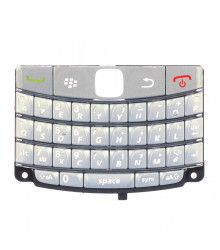 teclado AZERTY BlackBerry Bold 9700/9780  Blanco por 9,00 €