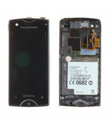 Écran complet d'occasion Sony Xperia Ray (ST18i) Noir