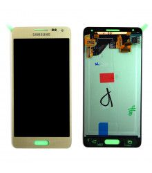 Écran pour Samsung Galaxy Alpha (G850F) Or Origine | Pieces2mobile