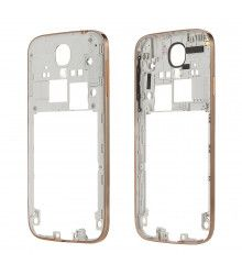 Châssis central pour Samsung Galaxy S4 (i9505) Or | Pieces2mobile