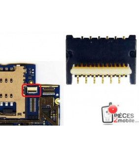 conector  Apple iPhone 3G / 3GS